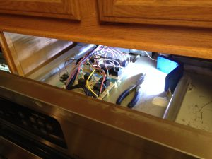 About Frigidaire Built In Double Oven Mod# PLEB30T8CCB Not Heating